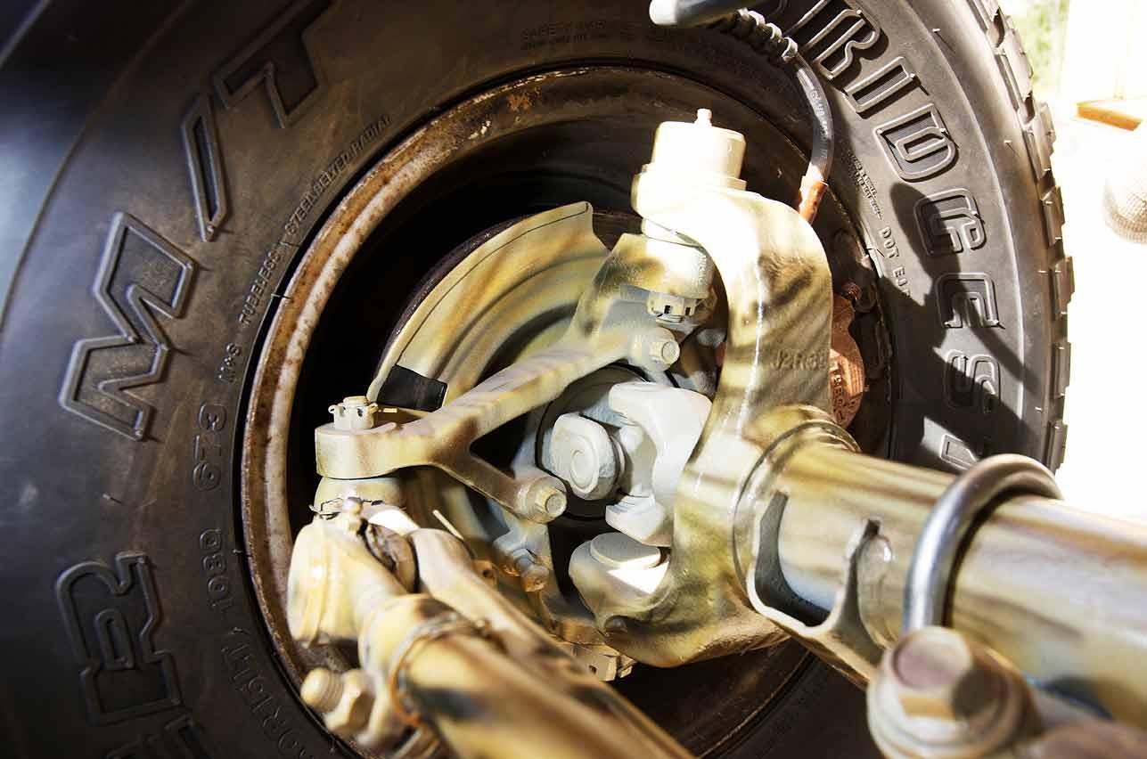Reifen Schraube