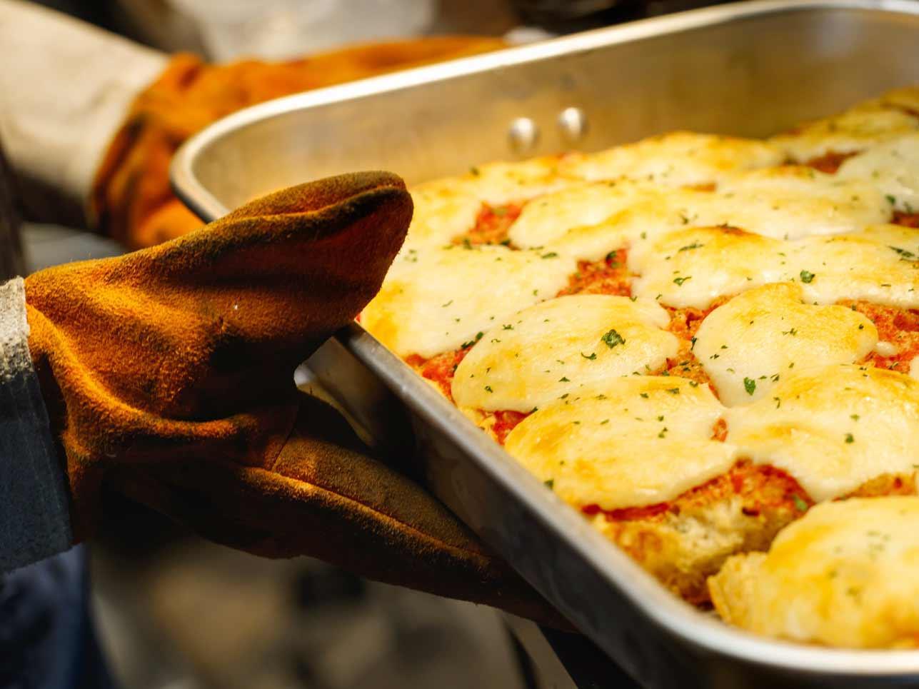 Die amerikanische Küche ist herzhaft-deftig. Fleisch wird gerne und viel gegessen.