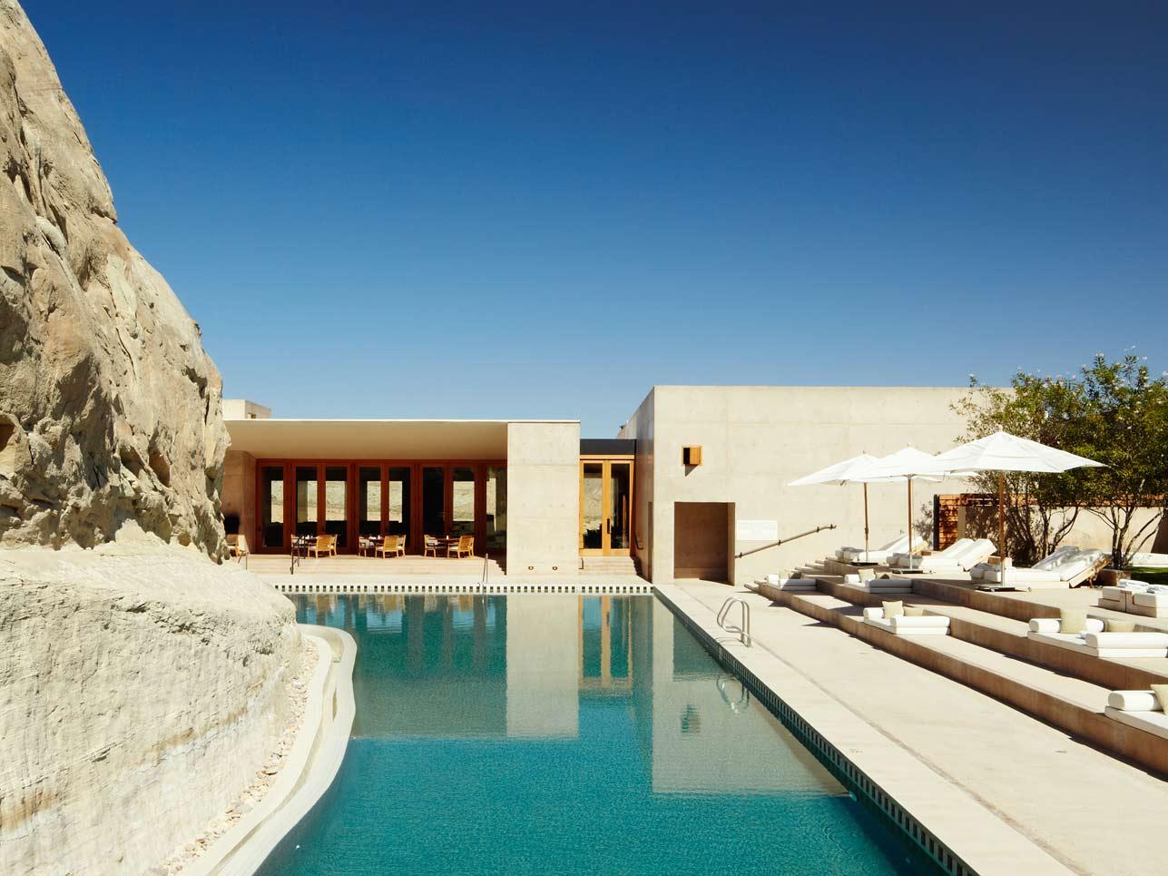 Hotel Amangiri Resort – Swimming Pool
