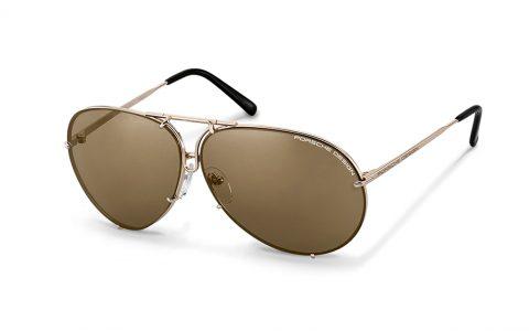 Porsche Design schuf mit der Sonnenbrille P'8478 eine einzigartige Stilikone.