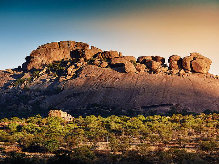 Ai Aiba - The Rockpainting Lodge, ein Platz von unvorstellbarer Schönheit und Geschichte.