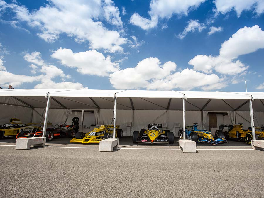 Renault hält elf Konstrukteurs- und elf Fahrertitel in der Formel 1.