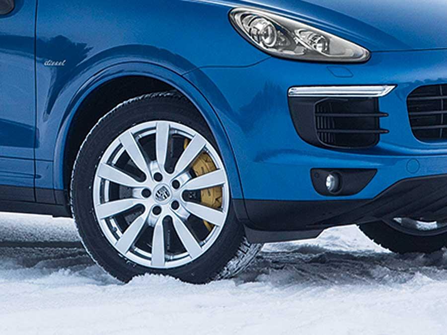 Der Porsche Cayenne ist von seinem Design her einer der schönsten SUVs in seiner Klasse.