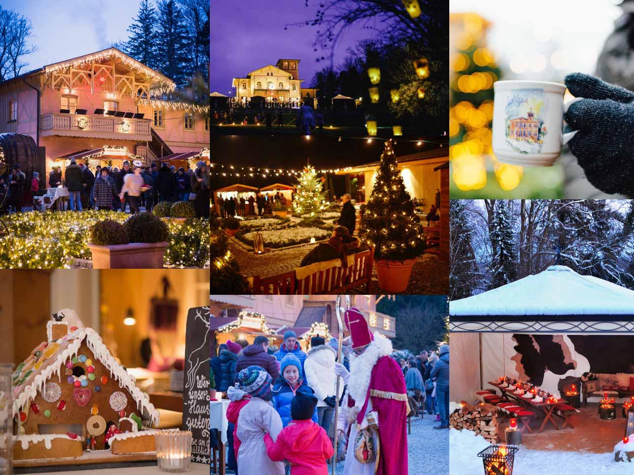Starnberg Weihnachtsmarkt.La Villa Weihnachtsmarkt Am Starnberger See Cabriolife